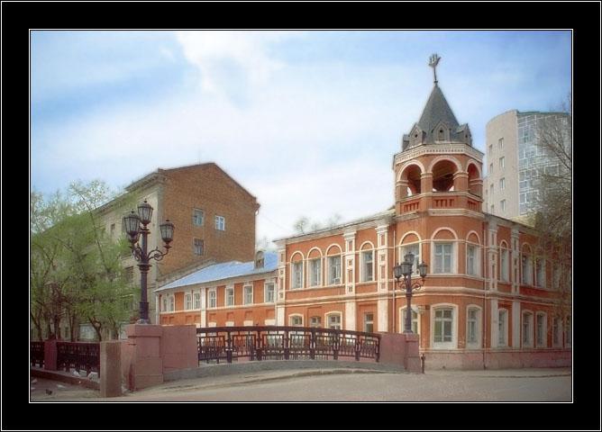 Город Воронеж фото