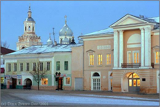 Город Елец Фото