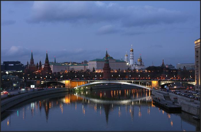 фотогрфии Москвы