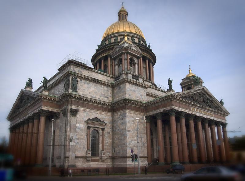 Исаакиевский собор фото