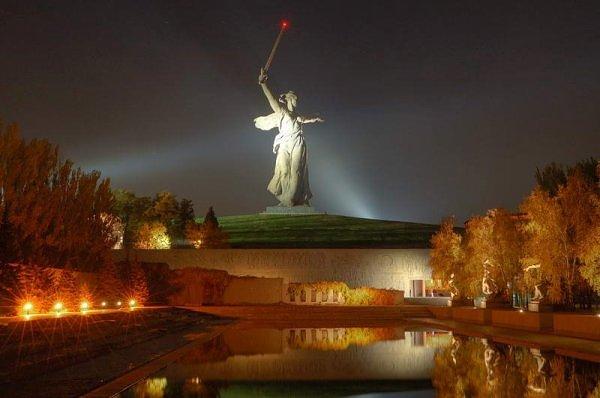 Мамаев Курган фото