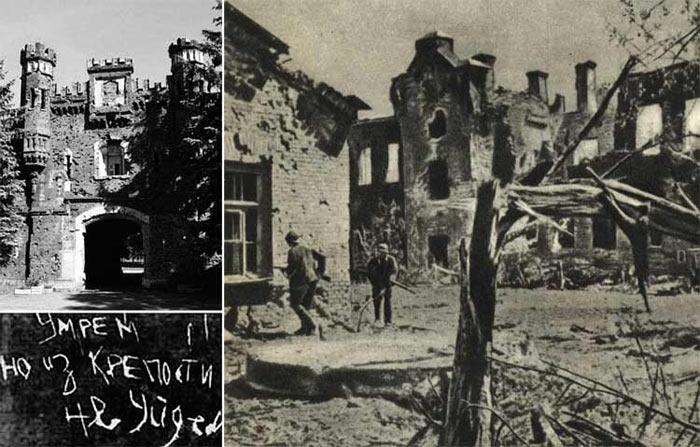 Сражения Великой Отечественной Войны: Оборона Брестской крепости