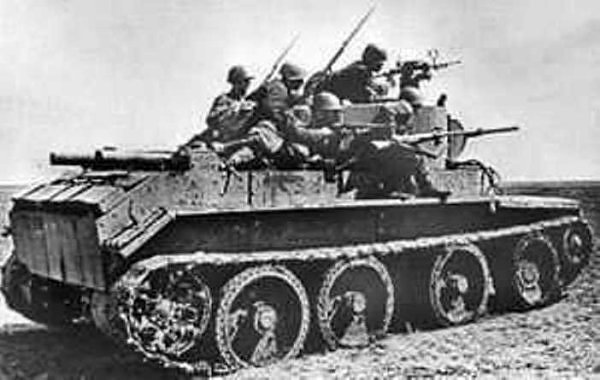 Танки в Великой Отечественной Войне