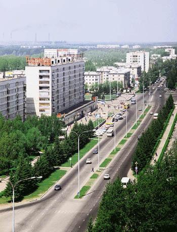 Закрытый город Северск