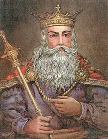 Даниил Романович Галицкий портрет